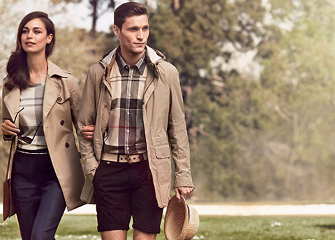 20% Student Discount at Barbour