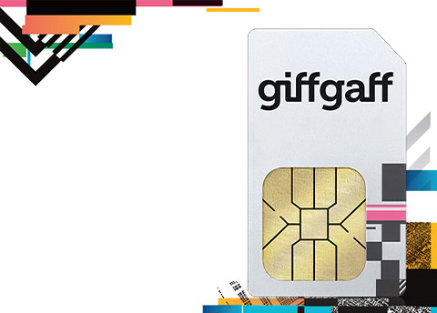 £5 Free Credit at giffgaff