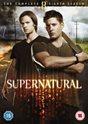 Supernatural - Season 8 (Includes UltraViolet Copy) DVD